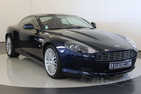 Aston Martin DB9 Coupe V12 2010 for sale