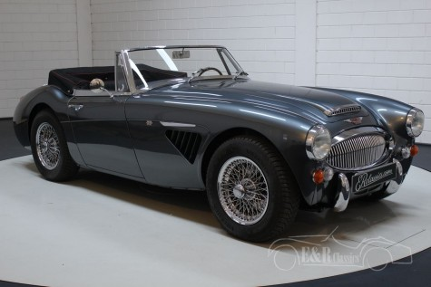 Austin Healey MK3 BJ8 1967 in vendita