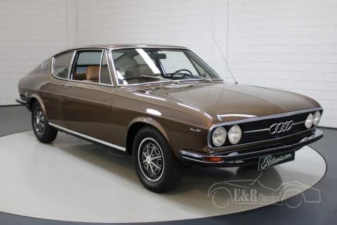 Audi 100 Coupé S 1973 a la venta
