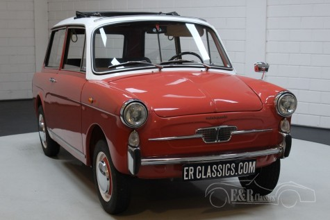 Fiat Autobianchi Bianchina Panoramica 1961 till salu
