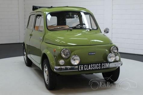 Venda Fiat 500 Autobianchi Giardiniera 1973 à venda