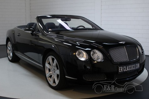 Bentley Continental GTC 2007 à venda
