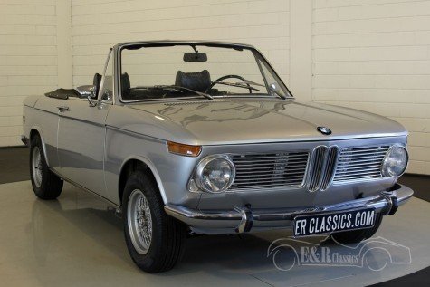 BMW 1600 cabriolet 1970 for sale