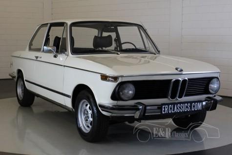 BMW 1602 Chamonix Weiss 1975  for sale