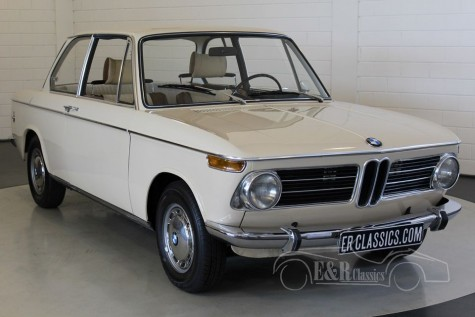 BMW 2002 Automatic E10 1971 for sale