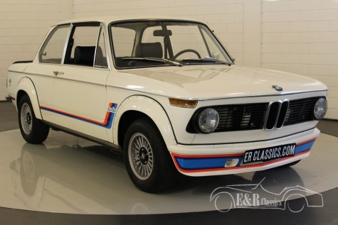 BMW 2002 Turbo Look 1974 till salu