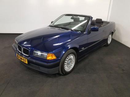BMW 318I Cabrio 1994 na predaj