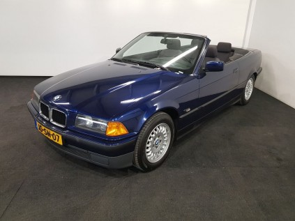 BMW 318I Cabrio 1994 na prodej