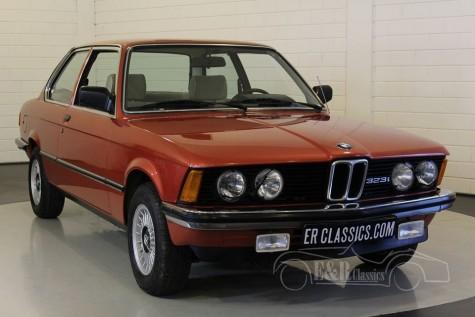BMW 323i coupe E21 1981 for sale