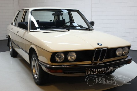 BMW E12 518 1980  for sale