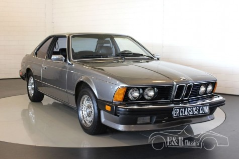 BMW 635 CSI 1985 Coupe for sale