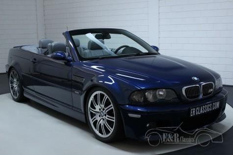 BMW M3 cabriolet 2005 till salu