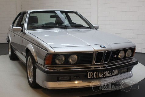 BMW M635CSI 1984 for sale
