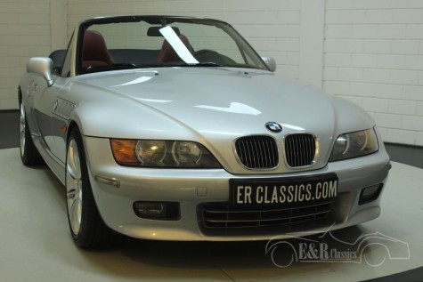 BMW Z3 2.8 Roadster 2001 for sale