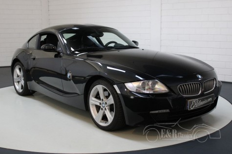 BMW Z4 Coupe 2008 for sale
