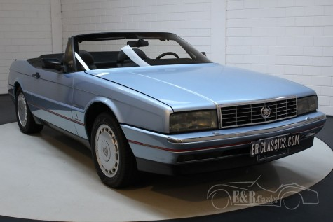 Cadillac Allanté Cabriolet 1990 eladó