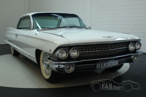 Cadillac Coupe DeVille 1961  for sale