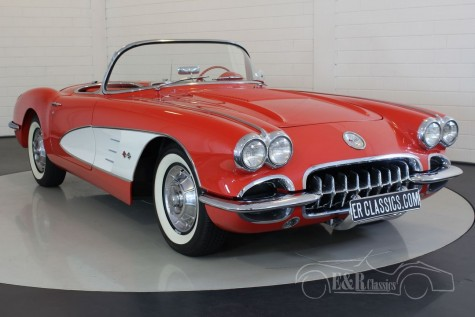 Chevrolet Corvette C1 1958  for sale