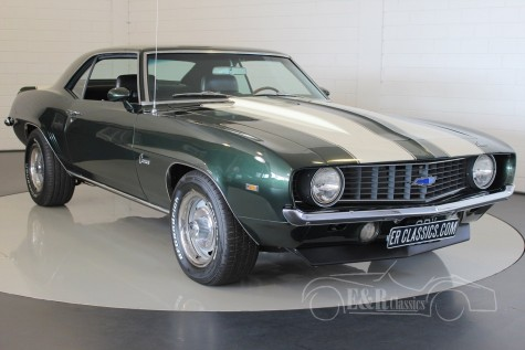 Chevrolet Camaro coupe 1969  for sale