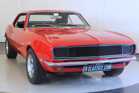 Chevrolet Camaro RS coupe 1968 for sale