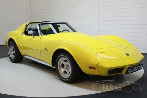 Chevrolet Corvette C3 Stingray 1975 en venta