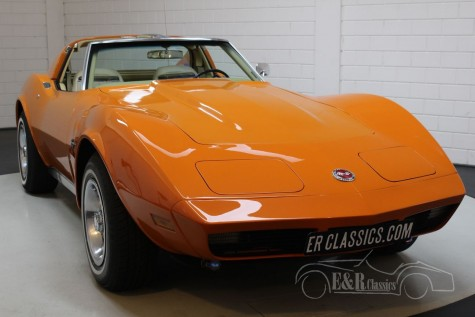 شيفروليه كورفت C3 Targa 1974 للبيع
