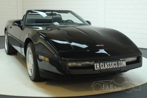 雪佛蘭Corvette C4 1986敞篷車出售