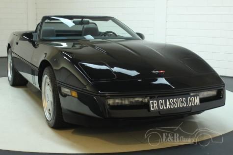 Chevrolet Corvette C4 1986 Cabriolet eladó