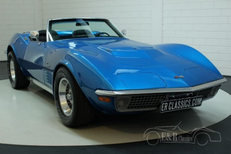 Chevrolet Corvette C3 1971 cabriolet  for sale