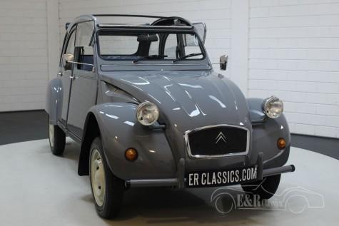 Predaj Citroën 2CV Special 1986