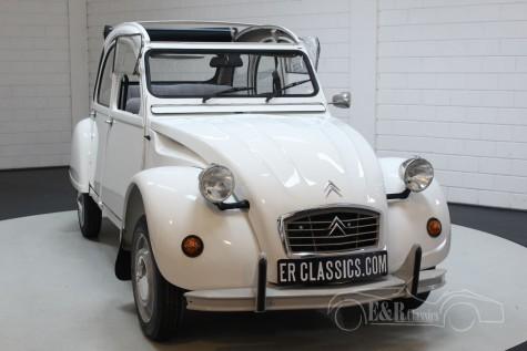 Citroën 2CV6 602cc 1987 eladó