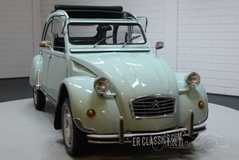 Citroën 2CV6 1981  for sale