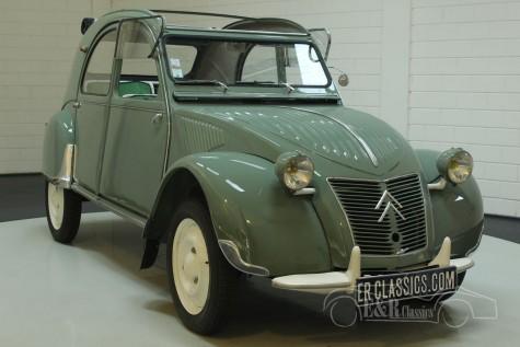 Predaj Citroën 2CV AZ 1957