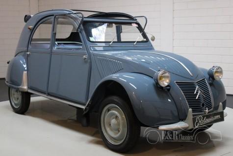 Citroën 2CV 1959 eladó