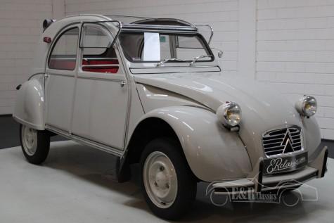 Citroen 2CV 1963 eladó