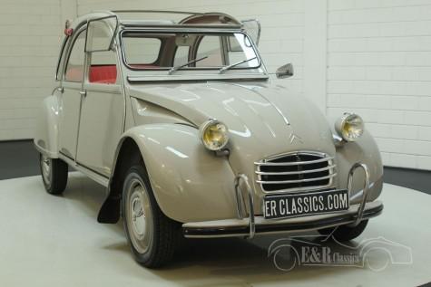 Predaj Citroën 2CV AZAM 1966