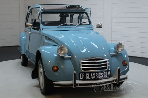 Citroën 2CV AZ 602cc 1972 for sale