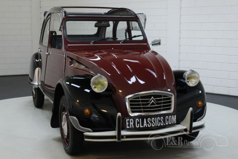 Citroën 2CV6 Charleston 1983 à venda