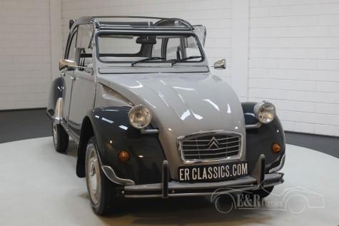 Sprzedaż Citroëna 2CV6 Charleston 1985