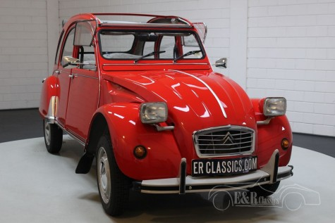 Citroen 2CV6 602cc 1985 for sale