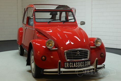 Citroën 2CV 1985  for sale