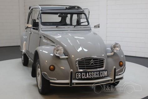 Predaj Citroën 2CV6 Special 1988