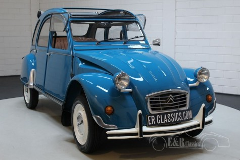Citroën 2CV6 Club 1984 למכירה