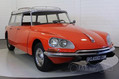 Citroën DS Familiale Break 1970 for sale