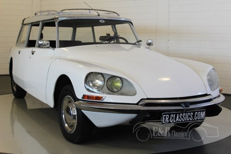 Citroën DS20 Familiale 1972 for sale