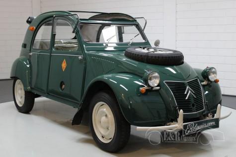 Predaj Citroen Sahara 2CV 1964
