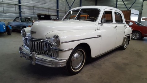 DeSoto Diplomat Custom 1949 for sale