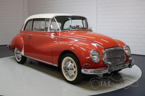 Sprzedaż DKW Auto Union 1000S 1961