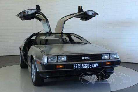 Delorean DMC-12 Coupe 1981  for sale