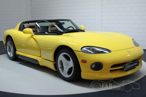 Dodge Viper RT10 1995 à venda